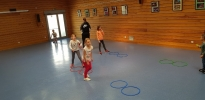 stage sportif vacances avril 2018